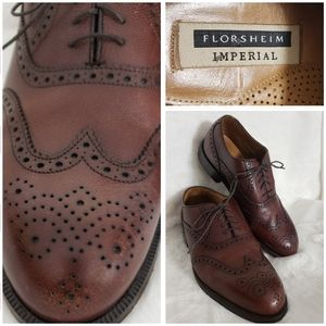 Florsheim Imperial Leather Shoes